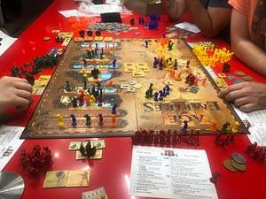 age-of-empires board