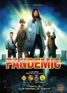 Pandemic Türkçe