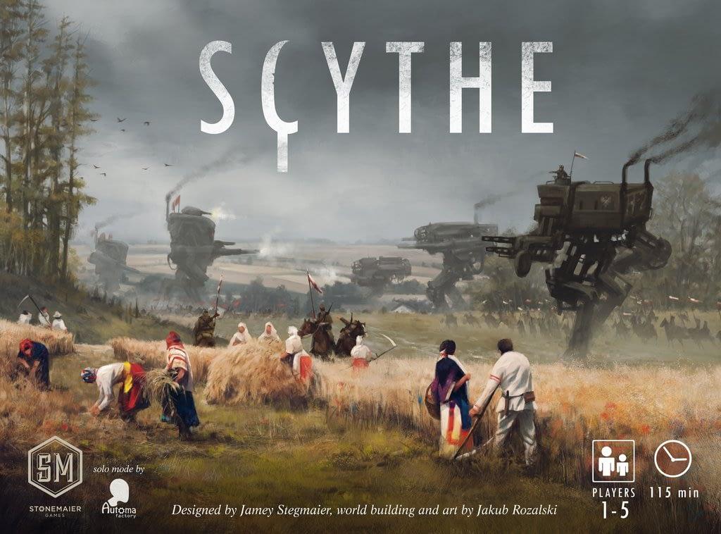 Scythe-board game